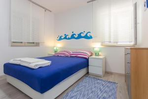 Apartments Dalmacija, Apartmanok  Omiš - big - 7