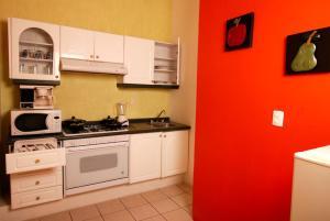 Hotel & Suites Galeria, Hotely  Morelia - big - 31