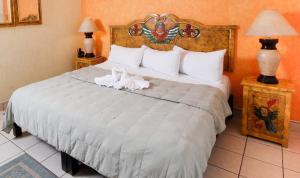 Hotel & Suites Galeria, Hotely  Morelia - big - 11