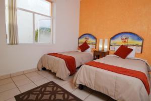 Hotel & Suites Galeria, Hotely  Morelia - big - 9