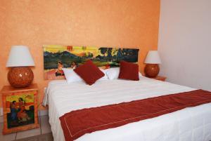 Hotel & Suites Galeria, Hotely  Morelia - big - 7