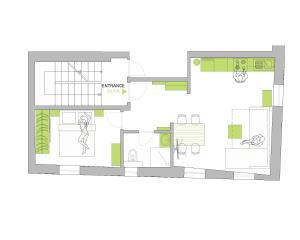Apartments Dalmacija, Apartmanok  Omiš - big - 24