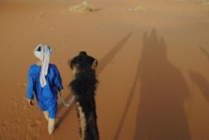 Camel Bivouac Merzouga, Campeggi di lusso  Merzouga - big - 56