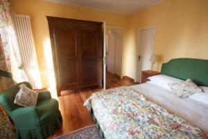 Agriturismo Castello di Vezio, Apartmanhotelek  Varenna - big - 36