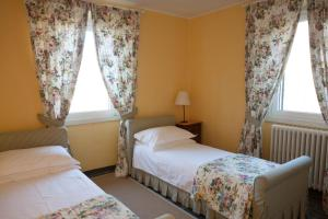 Agriturismo Castello di Vezio, Apartmanhotelek  Varenna - big - 37