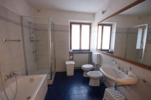 Agriturismo Castello di Vezio, Apartmanhotelek  Varenna - big - 38