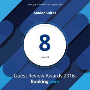 Madar Suites, Apartmánové hotely  Yanbu - big - 23