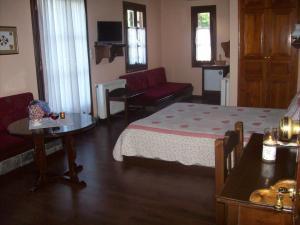 Amalthia Traditional Guesthouse, Penzióny  Tsagarada - big - 14