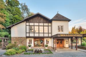 Romantik Waldhotel Mangold