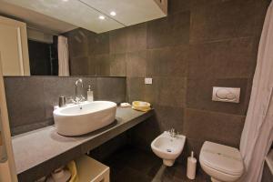 Agriturismo Castello di Vezio, Apartmanhotelek  Varenna - big - 12