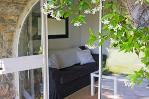 Agriturismo Castello di Vezio, Apartmanhotelek  Varenna - big - 11