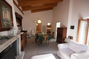 Agriturismo Castello di Vezio, Apartmanhotelek  Varenna - big - 59