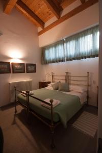 Agriturismo Castello di Vezio, Apartmanhotelek  Varenna - big - 57