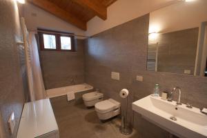 Agriturismo Castello di Vezio, Apartmanhotelek  Varenna - big - 73
