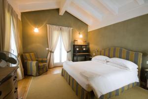 Agriturismo Castello di Vezio, Apartmanhotelek  Varenna - big - 67