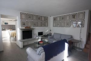 Agriturismo Castello di Vezio, Apartmanhotelek  Varenna - big - 48