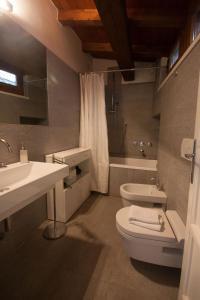Agriturismo Castello di Vezio, Apartmanhotelek  Varenna - big - 28