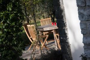 Agriturismo Castello di Vezio, Apartmanhotelek  Varenna - big - 16