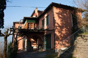 Agriturismo Castello di Vezio, Apartmanhotelek  Varenna - big - 15