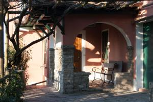 Agriturismo Castello di Vezio, Apartmanhotelek  Varenna - big - 14