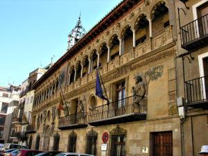 Hotel Condes de Visconti, Hotel  Tarazona de Aragón - big - 43