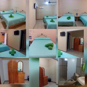 Hotel y Balneario Playa San Pablo, Hotels  Monte Gordo - big - 282