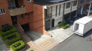Habitaciones en Medellín (Apartahotel Ferjaz), Гостевые дома  Медельин - big - 96