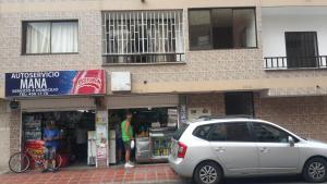 Habitaciones en Medellín (Apartahotel Ferjaz), Гостевые дома  Медельин - big - 95