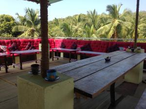 Bhoomi Holiday Homes La Cayden's, Nyaralók  Arambol - big - 23