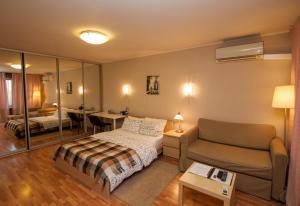 TVST Apartments Belorusskaya, Appartamenti  Mosca - big - 96