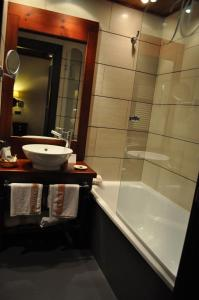 Hotel Ciria, Отели  Бенаске - big - 26