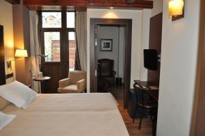 Hotel Ciria, Отели  Бенаске - big - 27