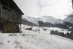 Azra Dağ Evi̇, Alpesi faházak  Güzelce - big - 37