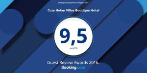Cozy Hoian Villas Boutique Hotel, Hotely  Hoi An - big - 46
