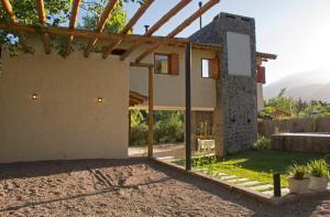 Las Espuelas Casas de Montaña, Chaty v prírode  Potrerillos - big - 2