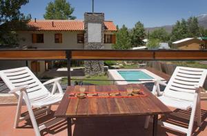Las Espuelas Casas de Montaña, Chaty v prírode  Potrerillos - big - 49