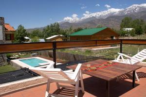 Las Espuelas Casas de Montaña, Chaty v prírode  Potrerillos - big - 41