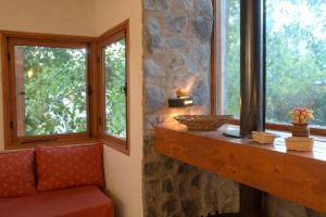 Las Espuelas Casas de Montaña, Chaty v prírode  Potrerillos - big - 34