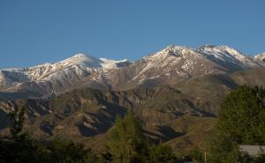 Las Espuelas Casas de Montaña, Chaty v prírode  Potrerillos - big - 65