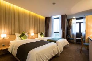 Hotel Kuretakeso Tho Nhuom 84, Hotely  Hanoj - big - 2