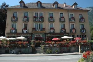 Hôtel Oberland, Hotely  Le Bourg-d'Oisans - big - 1
