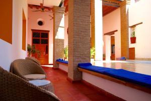 Hotel Boutique Casa Carolina, Hotels  Santa Marta - big - 85