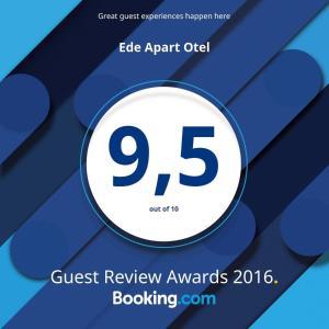 Ede Apart Otel, Aparthotels  Geyikli - big - 1