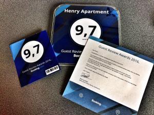 Henry Apartment, Apartmanok  Prága - big - 15