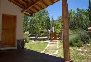 Las Espuelas Casas de Montaña, Chaty v prírode  Potrerillos - big - 32