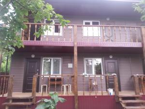 Guest house Yuzhnaya Palmira, Guest houses  Pizunda - big - 19
