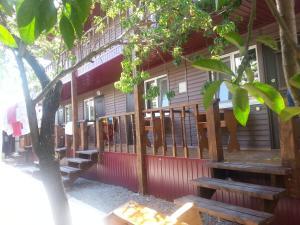 Guest house Yuzhnaya Palmira, Guest houses  Pizunda - big - 10
