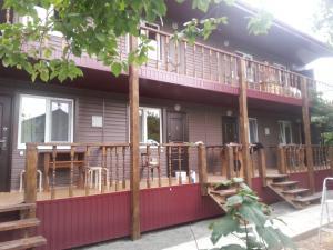 Guest house Yuzhnaya Palmira, Vendégházak  Picunda - big - 8