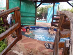 Hotel Rural San Ignacio Country Club, Ferienhöfe  San Ygnacio - big - 50