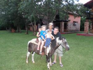 Hotel Rural San Ignacio Country Club, Country houses  San Ygnacio - big - 56
